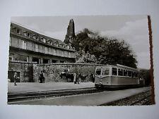 GER495 - DRACHENFELSBAHN KONIGSWINTER - TRAM POSTCARD ~ Deutsch Straßenbahn
