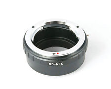 MINOLTA MD Mount Lens to SONY NEX Mount Adapter Ring, MD/MC - NEX     - AUSPOST