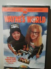 Sealed Wayne's World (DVD, 2001 Wide screen) Mike Myers Dana Carvey  SNL