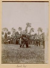 SAINT CYR 1900 - Militaires Officiers - AB 7