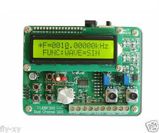 UDB1302S Dual DDS Source TTL Signal Generator 60MHz Sweep Frequency Counter
