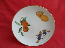 Royal Worcester, Evesham (Gold) Serving Plate or Cake Plate
