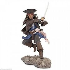 "Disney Pirates Of The Caribbean Captain Jack Sparrow 6"" Figure New & Sealed"