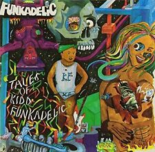 Funkadelic Tales Of Kidd Funkadelic UK vinyl LP NEW sealed