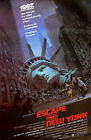 Escape From New York Kurt Russell Classic Movie Poster A1 A2 A3 A4 Sizes