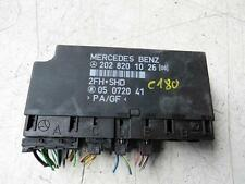 96 MERCEDES C180 W202 window ECU comfort module 2028201026