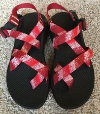 Chaco Z2 Yampa Sandal - Adjustable Straps - Women's 9 - Spirit RXW -Rouge - New!