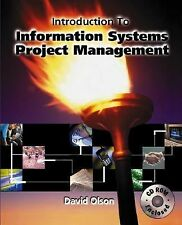 Introduction to Information Systems Project Management with CD-Rom-ExLibrary