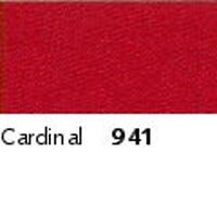 CARDINAL  : FULL ROLL - Berisfords Double Satin Ribbon - Choose from 8 widths