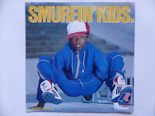 SMURFIN KIDS Disque pub K WAY 1111