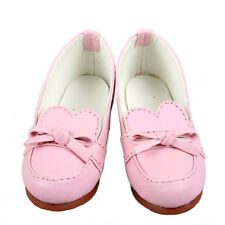 [wamami] 1/4 Pink Bow Cute Doll Shoes For BJD LOLI MSD LUTS AOD Dollfie