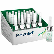 Revalid Hair Tonic 20 ampules x 6ml each for hair loss treatment Swiss made