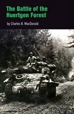 The Battle of Hurtgen Forest, Charles Brown MacDonald, Acceptable Book