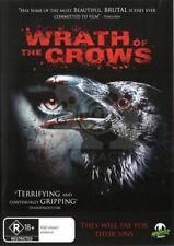 Wrath Of The Crows DVD Movie BRAND NEW SEALED NEW RELEASE R4