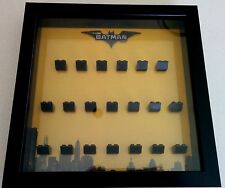 "LEGO ""The LEGO Batman Movie"" Minifigures Display Frame"