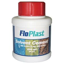 FLOPLAST SOLVENT CEMENT 125ML FOR ABS PVC PIPE