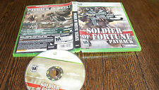 Soldier of Fortune: Payback (Microsoft Xbox 360, 2007) USED SHOOTER VIDEO GAME