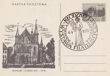 Poland postmark KLODZKO - philatelic exhibition COPERNICUS