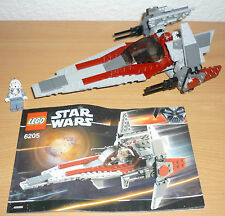 LEGO star wars 6205 v-wing Fighter v. 2006 + Optimiséa