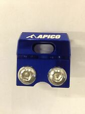 YAMAHA  YZ 125  YZ 250  2005-2008  APICO FRONT BRAKE HOSE HOLDER CLAMP