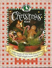 GOOSEBERRY PATCH CHRISTMAS BOOK 8 SOFTCOVER BOOK A LEISURE ARTS PUBLICATION 2006