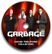 Garbage ROCK GUITAR schede tablature CANZONIERE CD del software