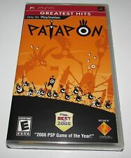 Patapon for Sony PSP Portable Factory Sealed! Brand New!