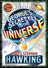 George's Secret Key To The Universe, Stephen Hawking Hardback Book