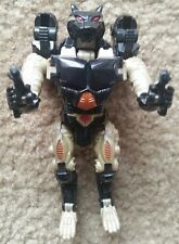 Transformers Beast Wars Japan Metals Destron X-9 RAVAGE RARE Incomplete loose