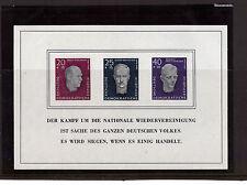DDR Mi.Nr.Block 15 ** Postfrisch---Buchenwald--- ca.75 M€  464