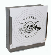 100 Air Rifle Shooting TALIBAN HUNTING CLUB Targets 14cm card (Deluxe 275gsm