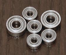 (6pcs) TAMIYA TAMTECH PORSCHE 962C / LANCIA LC2 Metal Sealed Ball Bearing Set
