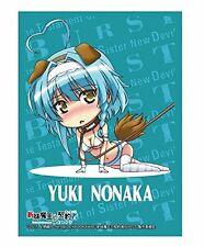 The Testament of Sister New Devil Yuki Nonaka Chibi Character Card Sleeves 1008