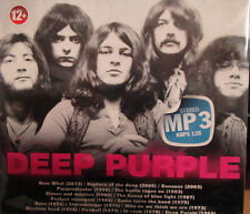 COLLECTION 16 MP3 ALBUM by DEEP PURPLE 1969-2013