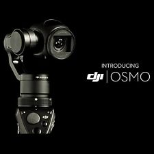 DJI OSMO Advanced 12MP Handheld 4K Camera & 3X Gimbal System