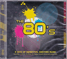 2 CD 30T THE 80's CHIC/LIMAHL/SINITTA/LEVEL 42/KOOL & THE GANG/MARVIN GAYE NEUF
