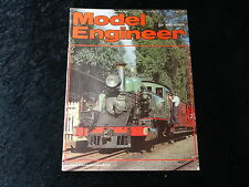 Model Engineer Magazine No 3770 Feb 1986 Stirling Locomotive & Bell Turning Tool