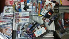 NBA BASKETBALL AUTOGRAPH JERSERY REFLECTOR BASIC INSERT ROOKIE 12 CARD LOT