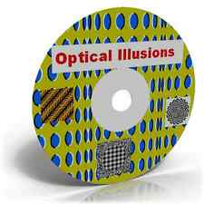Optical Illusions 1900+ Images Teaching Aid Escher Mind Games Ambiguous Moving