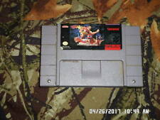 Super Nintendo SNES Game : Fatal Fury = Buy 10 Games ships for FREE