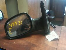 2001 2002 2003 2004 DODGE CARAVAN MIRROR POWER HEATED LH PLUG IS CUT