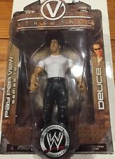 DEUCE WWE VENGEANCE Pay Per View Series 16 Figure