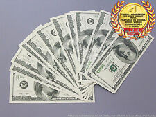 THE BEST PROP MONEY $100s $10,000 Full Print Stack for Movie, TV, Videos
