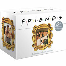 Friends Season 1-10 Complete Series Collection DVD Boxset Boxed Set New R4