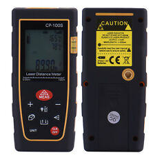 New 100m Digital Laser Distance Meter Range Finder Measure Diastimeter Measurer
