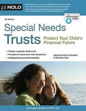 Special Needs Trusts : Protect Your Child's Financial Future by Kevin...