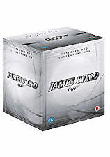 James Bond  007 Ultimate Collectors Set   22-Disc Box Set      New