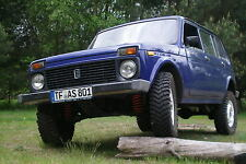 LADA Niva 2121 châssis trailmaster supérieur fixation +50mm amortisseurs ressorts NEUF!!!