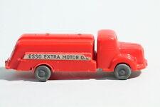 233 Wiking Esso-Tankwagen MB 3500 1958 - 1959 / rot
