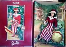 BARBIE Coca Cola AFTER THE WALK  1997 NRFB 2°serie Fashion Classic NUOVA